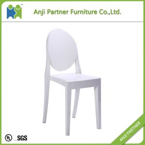Good Reputation Polycarbonate Cheap and Modern Plastic Dining Chair (Noguri) pictures & photos
