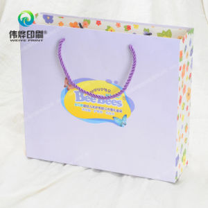 Cosmetic Packaging Paper Printing Gift Bag pictures & photos