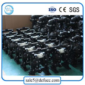 Aluminum Alloy Industrial Water Air Driven Diaphragm Pump pictures & photos