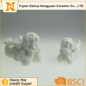 Ceramic Angel Figurines for Christmas Decoration pictures & photos