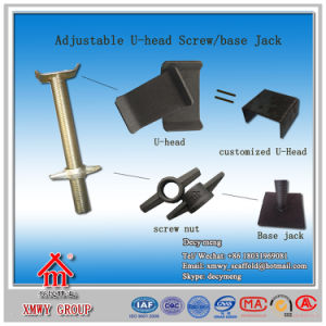 U-Head and Base Jack Accessory and All Kinds of Scaffolding Accessory pictures & photos
