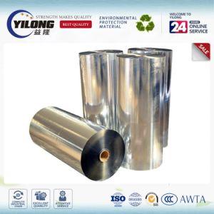 Moisture Silver Laminaing Metallized Pet Film Polyester 12 Micron pictures & photos