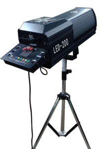 200W LED Follow Spot Light pictures & photos