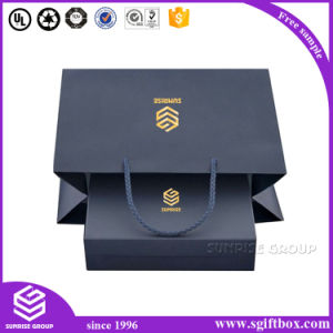 High-End Gift Packaging Perfume Box with Silk Insert pictures & photos