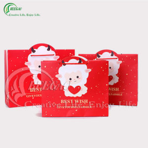 Hot Sale Beautiful Fashion Gift Paper Bag (KG-PB036)