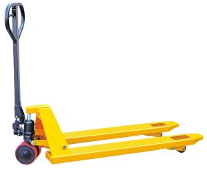 China Supplier Customized Welded Pump Warehouse Pallet Truck pictures & photos