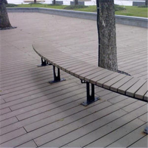 Easy to Install WPC Decking for Garden (125 *25mm) pictures & photos