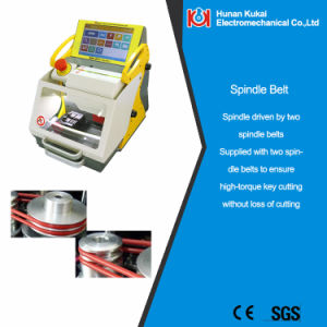 China Fully Automatic Automobile Key Cutting Machine Sec-E9 English Version pictures & photos