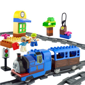 Thomas Electric Train Blocks Toy for Kids pictures & photos