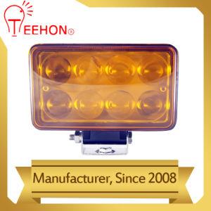 4D PC Lens 24W LED Light pictures & photos