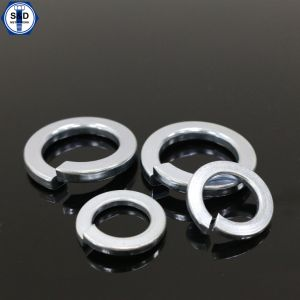 DIN127b Spring Washer Zinc Plated pictures & photos