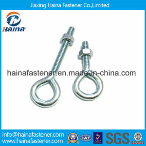 Best Price Carbon Steel with Zinc Plated C6+ Eye Screws with Nut pictures & photos
