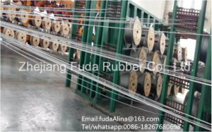 Acid Chemical Resistant Rubber Steel Cord transmission Belt pictures & photos