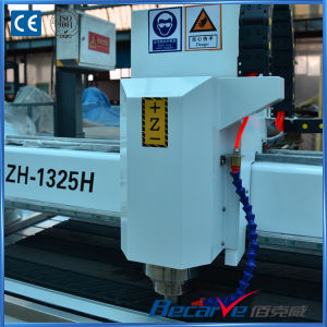 Economical CNC Router Zh-1325h with Water Cooling Spindle pictures & photos