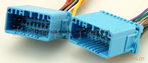 Electronics Wire Harness for CD DVD, GPS, Navigation, Telematics, Security pictures & photos