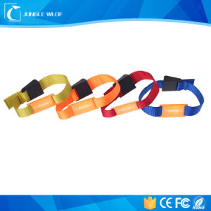 RFID Wristbands with Optional Colors pictures & photos