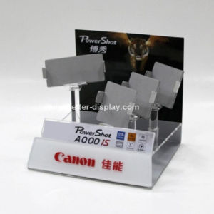 Custom Acrylic Camera Display Rack Btr-C7002 pictures & photos