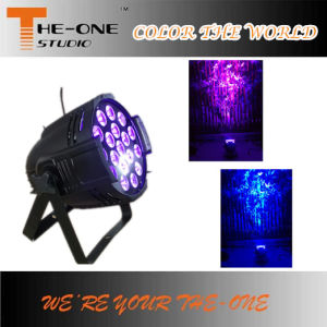 Wholesale Indoor PAR Can LED Stage Light pictures & photos