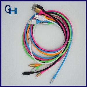 2016 Wholesale Price Universal Mobile Data USB Cable /USB Data Cable/ All in One USB Data Cable pictures & photos