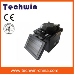 Techwin Fiber Cleaver Fusion Splicer Machine Tcw-605 pictures & photos