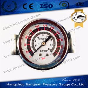 60mm 2.5′′ General Air Pressure Gauge with Iron Framing pictures & photos