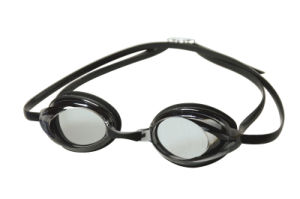 Double Headstrap Swimming Training Goggles pictures & photos