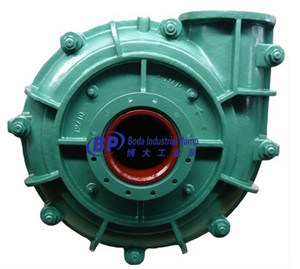Slurry Pump Application in Chemical Plant pictures & photos