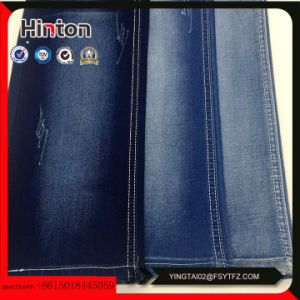 High Quality Desized Tr Denim Fabric Stored Sale pictures & photos