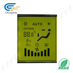 Monochrome Segment Character LCD Display pictures & photos