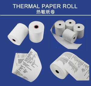 High Quality Thermal Till POS Paper Roll pictures & photos