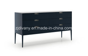 Home Cabinet Wooden Drawers Chest (SM-D52) pictures & photos