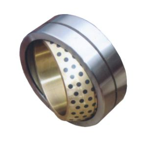 Oilless Bearing, Self Lubricating Oilless Bushing, Graphite Bronze Bearing Bush pictures & photos