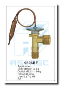 Customized Thermal Brass Expansion Valve for Auto Refrigeration MD9202xf pictures & photos