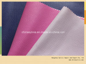 Thermo PU Leather pictures & photos
