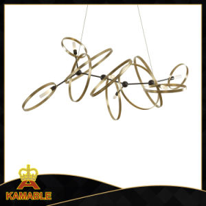 Customized Hanging Decorative Metal Pendant Lamps (KA00111) pictures & photos