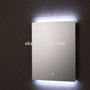 Trial Order Welcome High Quality Bath LED Makeup Mirror with Light pictures & photos