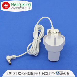 12VDC 1A UK Plug Universal AC/DC Adapter pictures & photos
