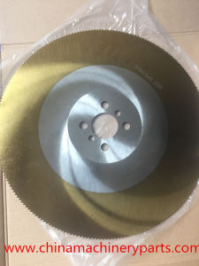 Providing Sharp and Durable Saw Blade to Cutting Metal Steel Wood pictures & photos