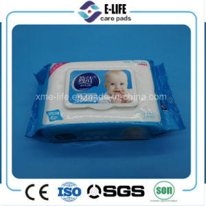 No Alcohol Baby Wet Wipes with Vitamin E pictures & photos