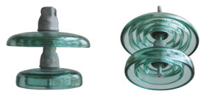 U210b/170 Standard Suspension Toughened Glass Insulators pictures & photos