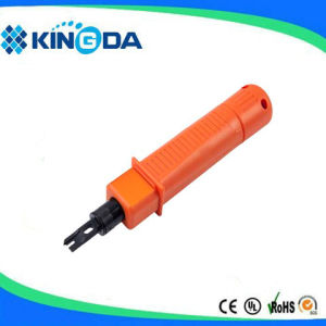 Network Punch Down Tool 110 & 88 Type pictures & photos