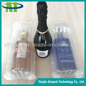 Protective Transparent PE Air Column Cushion Bag for Commodity pictures & photos