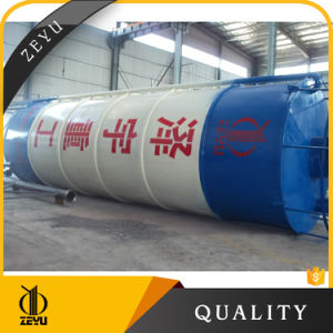 High Output Hzs120 Four Cement Silos Concrete Mixing Plant pictures & photos