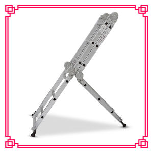 En131 Super Aluminum Multipurpose Ladder pictures & photos