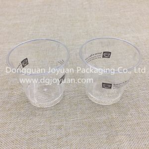 Simple Style PS Clear Plastic Disposable Cup Mousse Cup pictures & photos