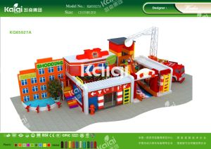 Kaiqi Customized Specific Theme Children Indoor Playground for Commercial and Amusement pictures & photos