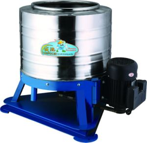 20kg Stainless Steel Industrial Laundry Dewatering Machine Hydro Extractor with Ce pictures & photos