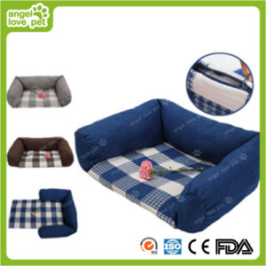 Dual Purpose Folded Pet Sofa Pet Bed pictures & photos