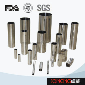 Stainless Steel Food Grade Sanitary Seamless Tubes (JN-PT1001) pictures & photos