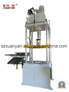SGS Hydraulic Trim Press with Xy-50hyzm